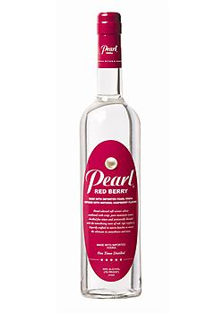 Pearl Vodka Red Berry